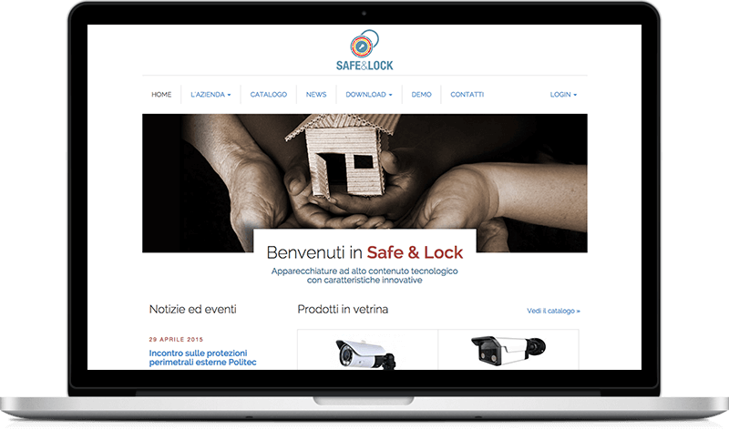 Safe & Lock
